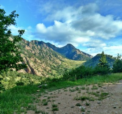 Flatirons_From_Fowler_Trail